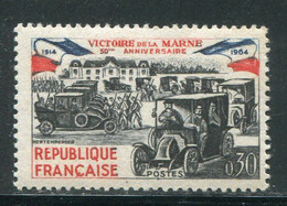 FRANCE- Y&T N°1429- Neuf Sans Charnière ** - Unused Stamps