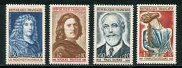 FRANCE- Y&T N°1442 à 1445- Neufs Sans Charnière ** - Unused Stamps