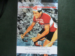 Livre Cyclisme  Henri Guimbard Le Baroudeur - Cycling