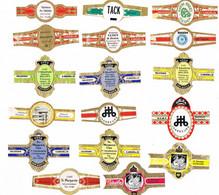 Reclame: Izegem, Roeselare, Lichtervelde, Ardooie - Cigar Bands