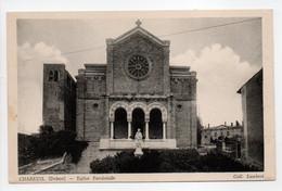 - CPA CHABEUIL (26) - Eglise Paroissiale - Collection Lambert - - Altri Comuni