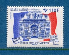 ⭐ Nouvelle Calédonie - Yt N° 996 ** - Neuf Sans Charnière - 2007 ⭐ - Ongebruikt