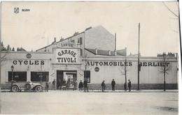 Dijon : Garage Tivoli - Dijon