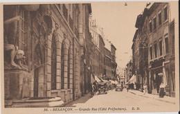 CP Dept 25 Besancon Grande Rue - Besancon