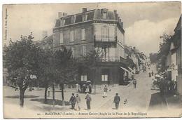 L100H658 - Hagetmau - 20 Avenue Carnot (Angle De La Place De La République) - Hagetmau