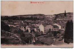 54 - Meurthe Et Moselle - Baccarat - Vue Generale - Baccarat