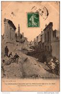 Militaria - Chateaudun Incendie - Guerre De 1870 - Tampon Marius Blandy Jacques Berges Toulouse - Altre Guerre
