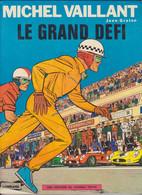 "Michel VAILLANT   ""Le Grand Défi""      De Jean GRATON   Editions Du LOMBARD - Michel Vaillant"
