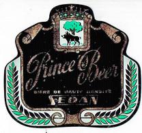 Ancienne étiquette Bière Brasserie Ardennaise à Sedan 08 - Bier