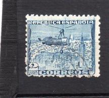 Espagne:  : Année  1935 PA N°95 Oblitéré - Oblitérés