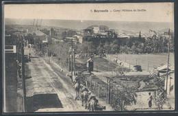 CPA LIBAN - Beyrouth, Camp Militaire De St-Elie - Lebanon