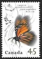 Canada - MNH ** 1995 :   Migration : Monarch Butterfly - Butterflies