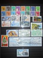 Saint Pierre Et Miquelon Annee Complete ,  2002   Faciale 22, 60 Euros - Années Complètes