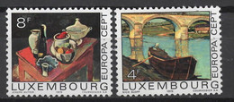 EUROPA CEPT 1975 NEUF ** 2TP LUXEMBOURG - 1975