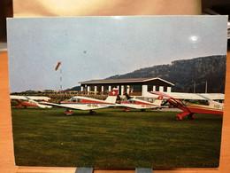 FLUGHAFEN AIRPORT FRICKSTAL Schweiz - Aerodromi