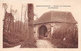 MONTIVILLIERS -  Entrée Du Cimetière - Le Charnier - Montivilliers