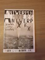 (1940-1945 ANTWERPEN) Antwerpen Onder V1 + V2. - Antwerpen