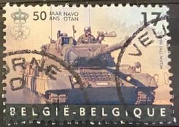 België Zegel Nrs 2809 Used - Non Classificati