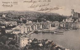 CARTOLINA VIAGGIATA LERICI LIGURIA (ZK345 - Otras Ciudades