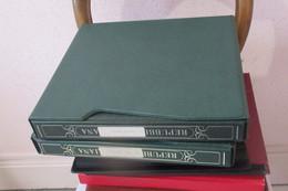 ITALIE 1963  - 1983  DANS 2 SUPERBES Albums Marigny  Timbres N** MNH LUXE - Sammlungen (im Alben)