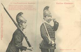 VIEILLES CHANSONS - LES POMPIERS DE NANTERRE - BERGERET - Bergeret