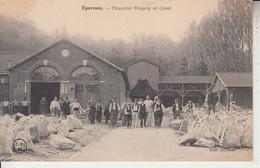 EPERNON - Chantier Dupety Et Orsel  PRIX FIXE - Epernon