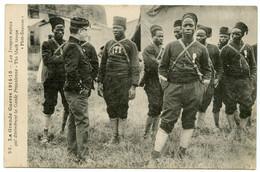 Guerre 1914-18.troupes Coloniales.tirailleurs Sénégalais.décimèrent La Garde Prussienne.décorations Militaires. - Guerre 1914-18