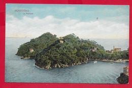 CARTOLINA NV ITALIA - PORTOFINO - La Penisola - Ed. Trenkler - 9 X 14 - Genova
