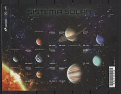 Brazil (2020) - Set - /  Planets - Solar System - Astronomia - Astronomie - Astronomy - Space - Astronomia