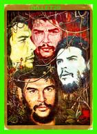 PERSONNAGE POLITIQUE - COMANDANTE ERNESTO CH GUEVARA - TRAVEL IN 1979 - DIA DEL GUERRILLERO HEROICO - - Figuren