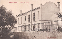 CPA -Saint-Louis - Sénégal - Ecole De Garçon - Senegal