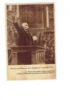 Cpa - Discours De Clémenceau à La Chambre Des Députés - 11 Novembre 1918 - N°326 Gallais - Figuren
