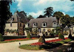 37 - Azay Le Rideau - Le Château - Fleurs - Carte Neuve - CPM - Voir Scans Recto-Verso - Azay-le-Rideau