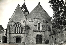 37 - Azay Le Rideau - L'Eglise - CPSM Grand Format - Carte Neuve - CPM - Voir Scans Recto-Verso - Azay-le-Rideau