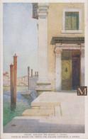 Venezia - Ponte Rialto Con Veduta Del Palazzo Contarini - S. Angelo - Venezia (Venice)