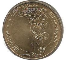 Mulhouse - 68 : Musée Electropolis (Monnaie De Paris, N°2009) - 2009