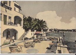 1954 SANTA MARINELLA 2  PENSIONE DELLE PALME     ROMA - Autres Villes