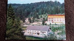 CPSM JOUGNE DOUBS ALT 1020 M HOTEL RESTAURANT AU COL DES ENCHAUX ED STAINACRE 1969 - Altri Comuni