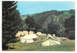 MOULIN DE BISTAIN - Cherain - Edition Lander, Eupen N° 7.051 - Camping - Gouvy