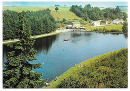 NADRIN - Lac De Bellemeuse - Edition Lander, Eupen N° 7046 - Houffalize