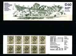 GREAT BRITAIN - 1983  £ 1.60  BOOKLET  ARLINGTON ROW   RM  MINT NH  SG FS 3b - Booklets
