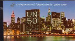 UNO - UN 50 Booklet - Markenheftchen