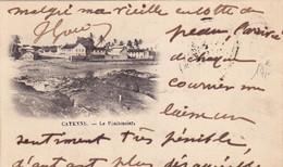 GUYANE Cayenne Le Pénitencier Précurseur 1903 French Guyana - Cayenne