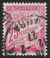 TAXE  N°  32  Chiffre Taxe  - Oblitéré - Cote 4.50e - 1859-1955 Used