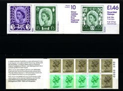 GREAT BRITAIN - 1983  £ 1.46  BOOKLET  REGIONALS  LM  MINT NH  SG FO 3a - Booklets