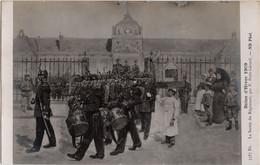 La Sortie Du Régiment Par Petit-Gérard - Salon D'Hiver 1909 - Garçon - Fanfare - Batterie - - Unclassified