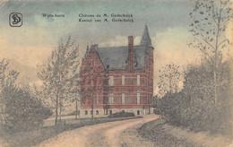 Wytschaete Wijtschate  Heuvelland  Kasteel Van M Godschalck Godschalk   Feldpost Anno 1917    M 6858 - Heuvelland
