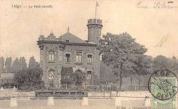 Liege Le Petit Paradis Chateau Kasteel VIlla Anno 1906   M 6876 - Liege