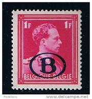LEOPOLD III - COB : S30 - 1941** - Dienstzegels