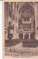 CPA 54 PONT-A-MOUSSON ,église St-Martin ,( Les Orgues)1934. - Pont A Mousson